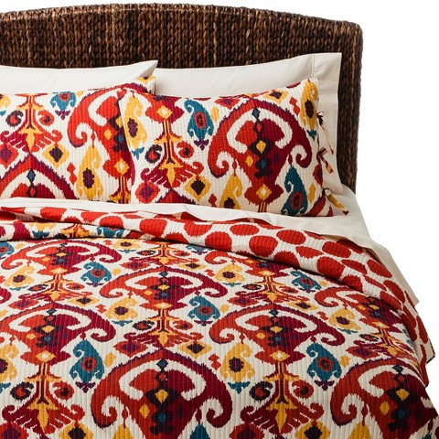 Mudhut™ Dasha Reversible Quilt Set