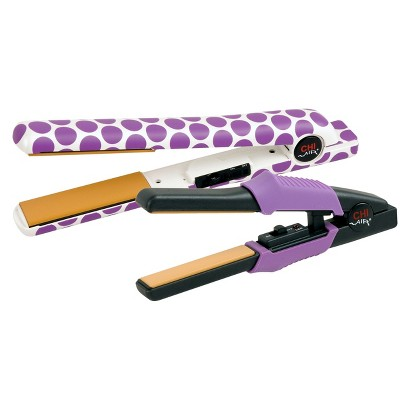 """CHI 1"""" Flat Iron with Free Mini-Straightener, Target Exclusive"""