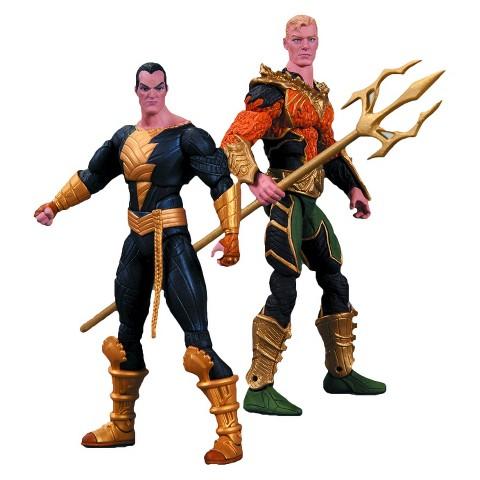 DC Collectibles Injustice Aquaman vs. Black Adam Action Figure