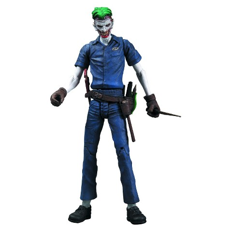 DC Collectibles Comics Super - Villains The Joker Action Figure