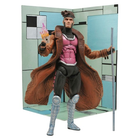 Diamond Select Marvel Select -  Gambit Action Figure