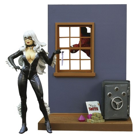 Diamond Select Marvel Select Black Cat Action Figure
