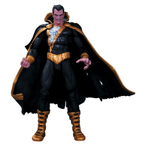 DC Comics Super Villains Black Adam Action Figure