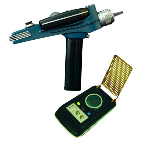 Diamond Select Star Trek -  Communicator and Phaser