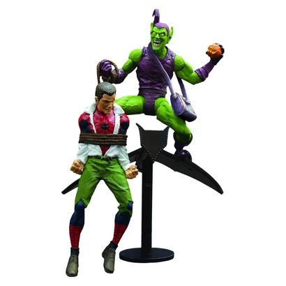 Diamond Select Marvel Select -  Classic Green Goblin vs. Spider Man Action Figure