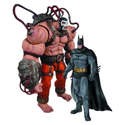DC Collectibles Batman Arkham Asylum -  Bane vs. Batman Action Figure
