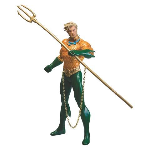 DC Direct Justice League -  Aquaman Action Figure