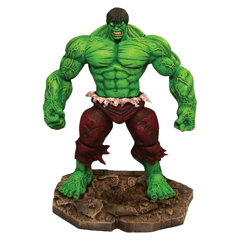 Diamond Select Marvel Select Incredible Hulk Action Figure