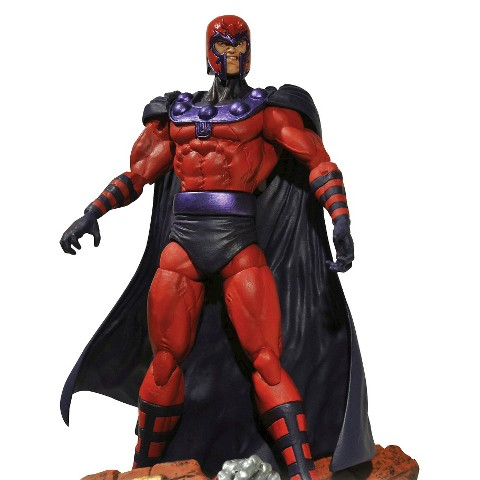 Diamond Select Marvel Select -  Magneto Action Figure