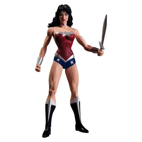 DC Collectibles Justice League - Wonder Woman Action Figure