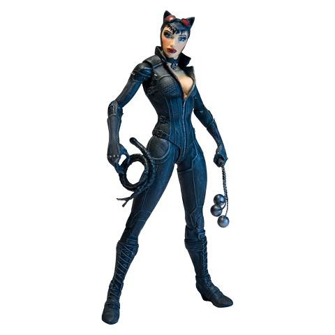 DC Direct Batman  Arkham City Series 2 -  Catwoman Action Figure