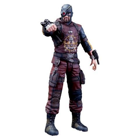 DC Collectibles Batman Arkham City Series 4 -  Deadshot Action Figure