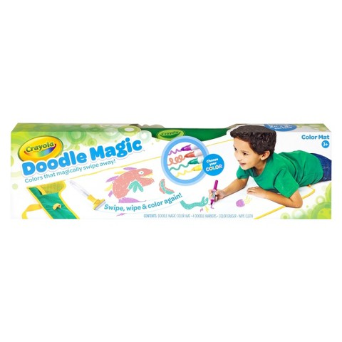 Crayola Doodle Magic Color Roll