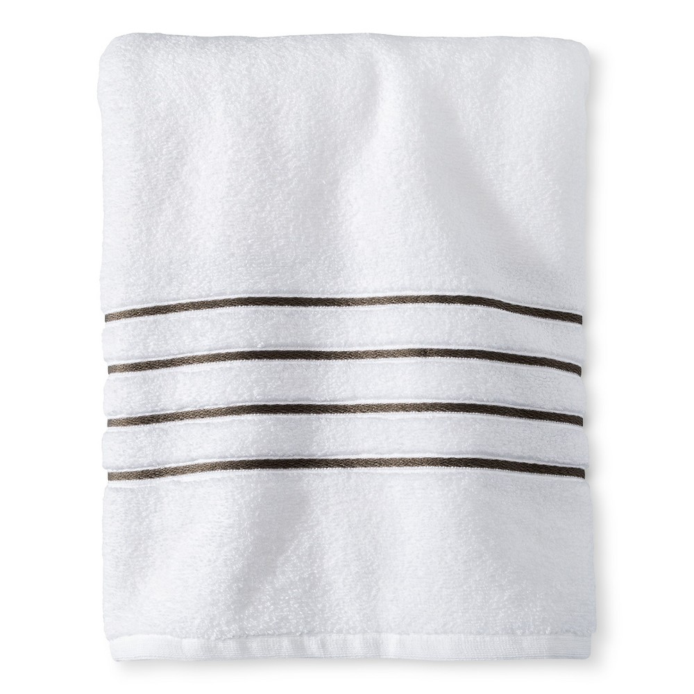 Fieldcrest Purple Towels: FIELDCREST LUXURY STRIPE