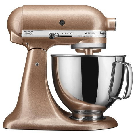 kitchenaid artisan stand mixer ksm150 target. Black Bedroom Furniture Sets. Home Design Ideas
