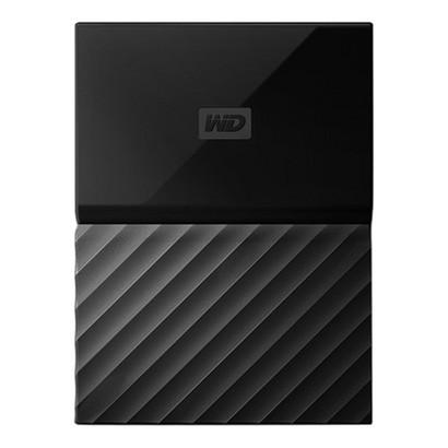 WD 1TB My Passport Ultra Hard Drive - Black