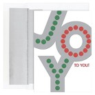 """Joy to You"" Holiday Boxed Cards (16 count)"