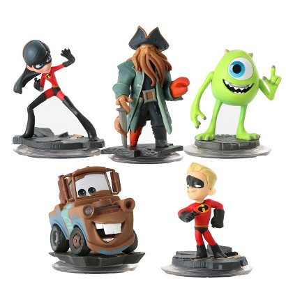 Disney Infinity Character Collection