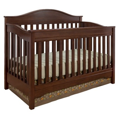 Eddie Bauer® Langley Crib - Walnut