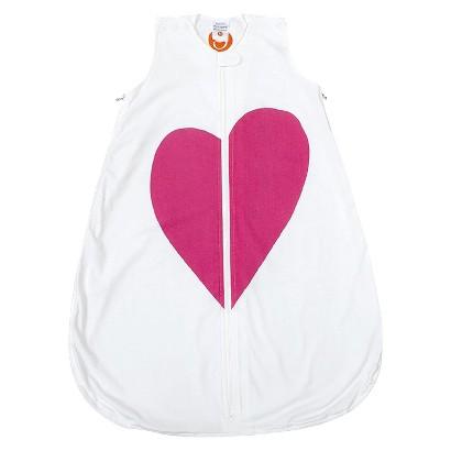 Gunapod 100% Cotton Hearts Wearable Blanket