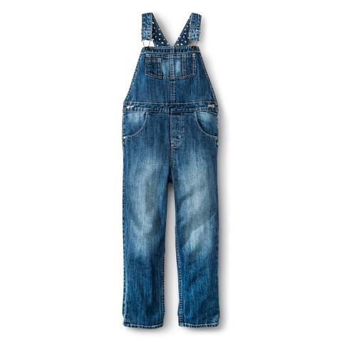 Genuine Kids from OshKosh ™ Infant Toddler Girls' Overalls - Bistro Blue