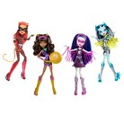 Monster High Power Ghouls Collection