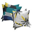 2-Piece Square Toss Pillow Collection  - Room Essentials™