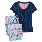 Nick & Nora® Women's Knit Pajama Set - By The Sea