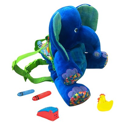 Eric Carle Elephant Backpack Harness