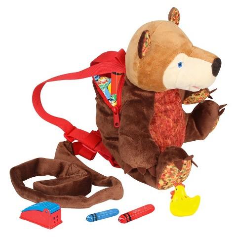 Eric Carle Bear Backpack Harness