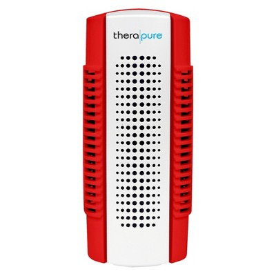 Therapure Mini Air Purifier - Red