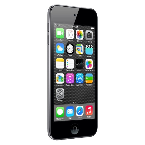 Apple iPod touch 32GB MP3 Player (5th Generation)- Space Gray (ME978LL/A)