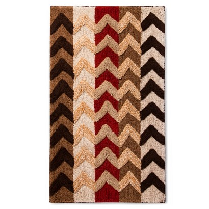 Threshold™ Geometric Bath Rug