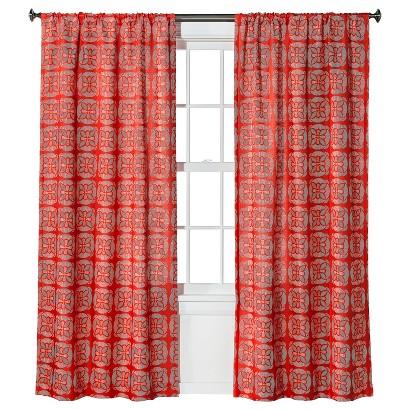 Room Essentials® Chesapeake Medallion Curtain Panel