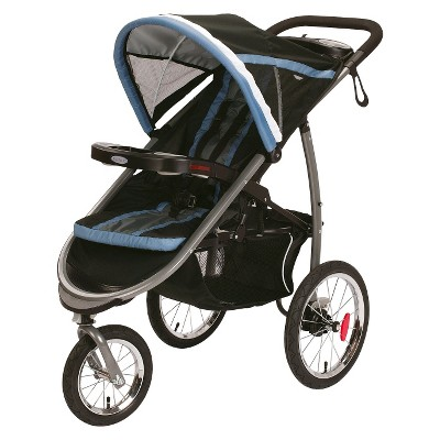 Graco FastAction Fold Jogger Click Connect Stroller  - Bijiou