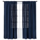 Burlap Curtain Panel - Nate Berkus™