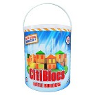 Citiblocs Little Builders Rattle Blocks Construction Set