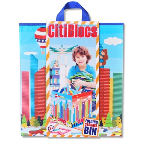 Citiblocs Fabric Storage Bin