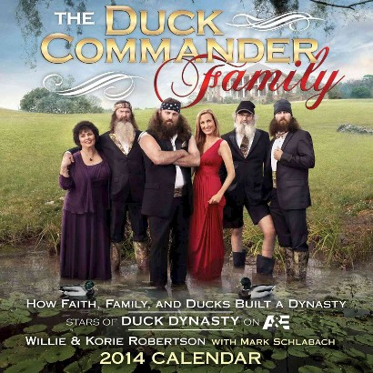 The Duck Commander Family 2014 Calendar