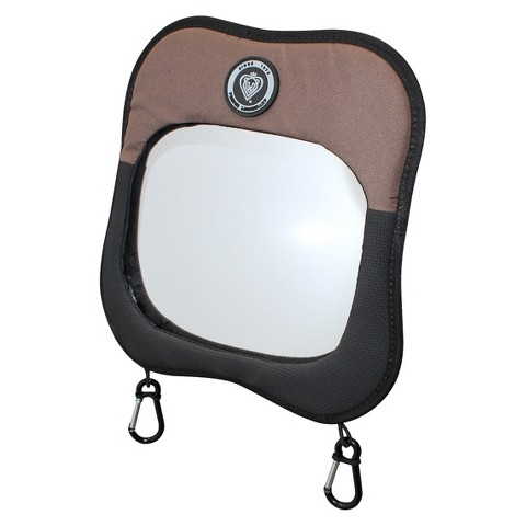 Prince Lionheart Baby View Back Seat Mirror - Brown/Tan