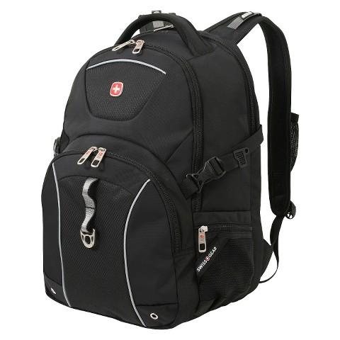 SwissGear Backpack - Black