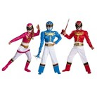 Power Rangers Costume Collection