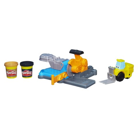 Play-Doh Diggin' Rigs Saw Mill Set