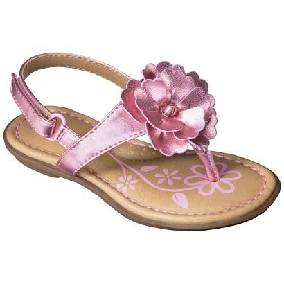 Toddler Girl's Cherokee® Jess Sandal - Assorted Colors