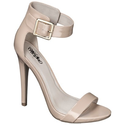 Women's Mossimo® Shari Ankle Strap Heels - Assorted Colors