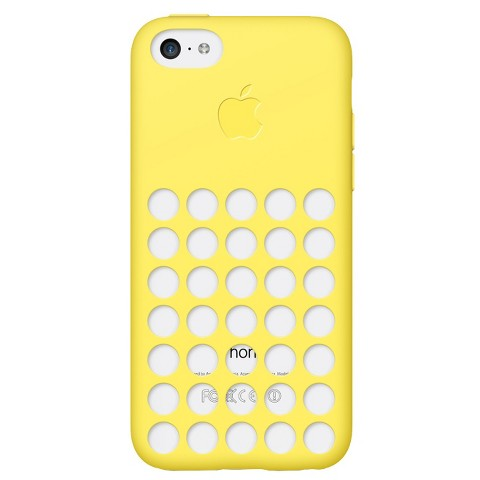 iPhone 5c Case - Yellow
