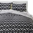 Room Essentials™ Geo Comforter Set - Grey/White (King