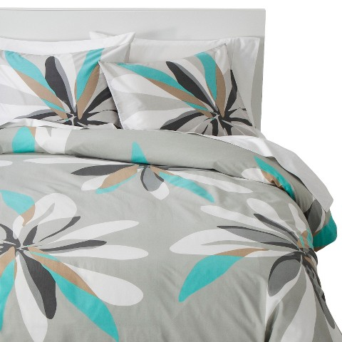 Room Essentials™ Floral Duvet Cover Set