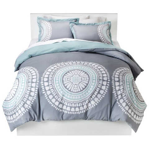Medallion Duvet Cover Set Room Essentials Target