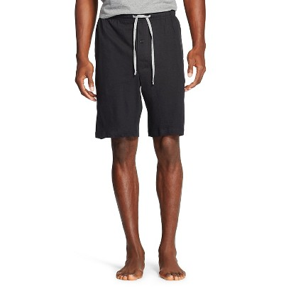 Hanes® Premium Men's Knit Sleep Shorts